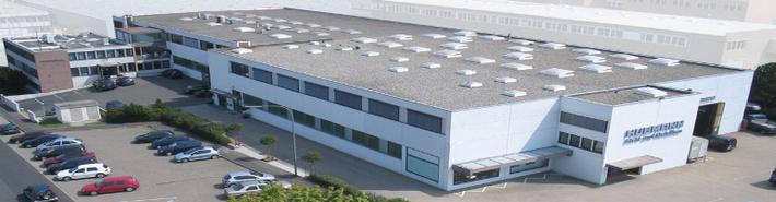Halle: Hubmann Stahlbau GmbH seit 1927