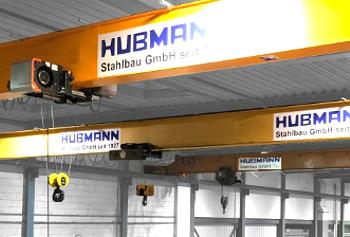DEMAG Hallenkräne - 15.000 kg Traglast, 20 m Spannweite