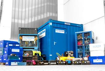 MONTAGE Werkzeuge - Kompressoren, Stromaggregate, Kettenzüge