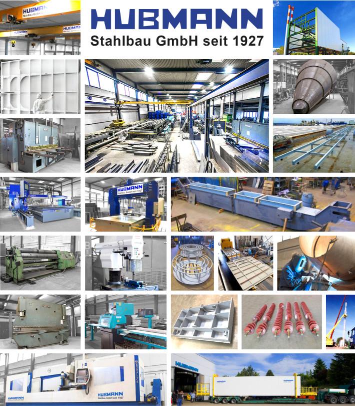 Hubmann Stahlbau GmbH seit 1927